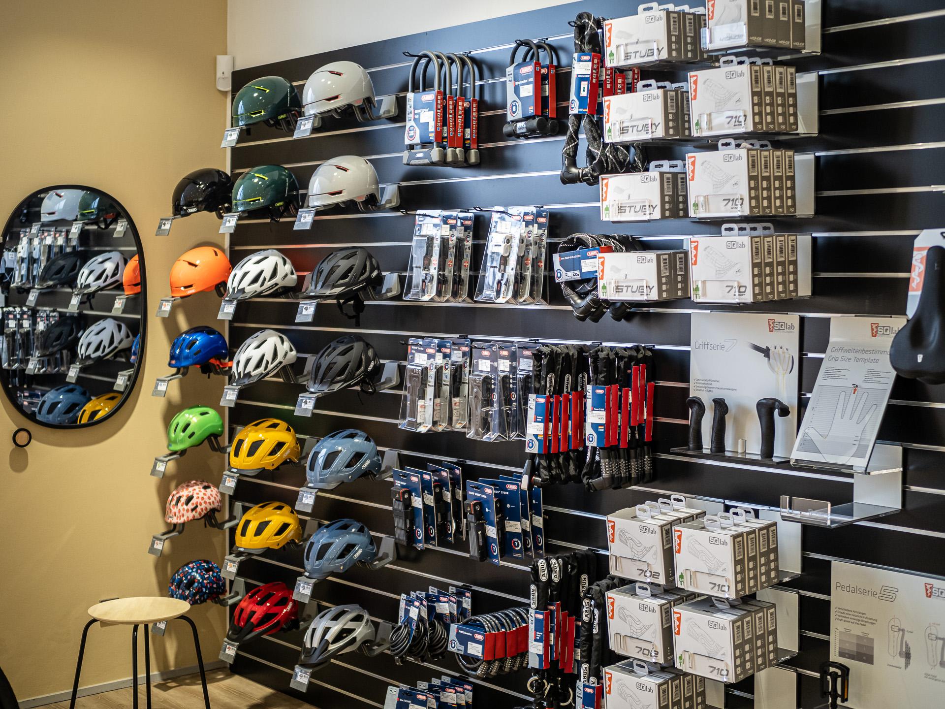 Beratung beim Fahrradkauf Sylt