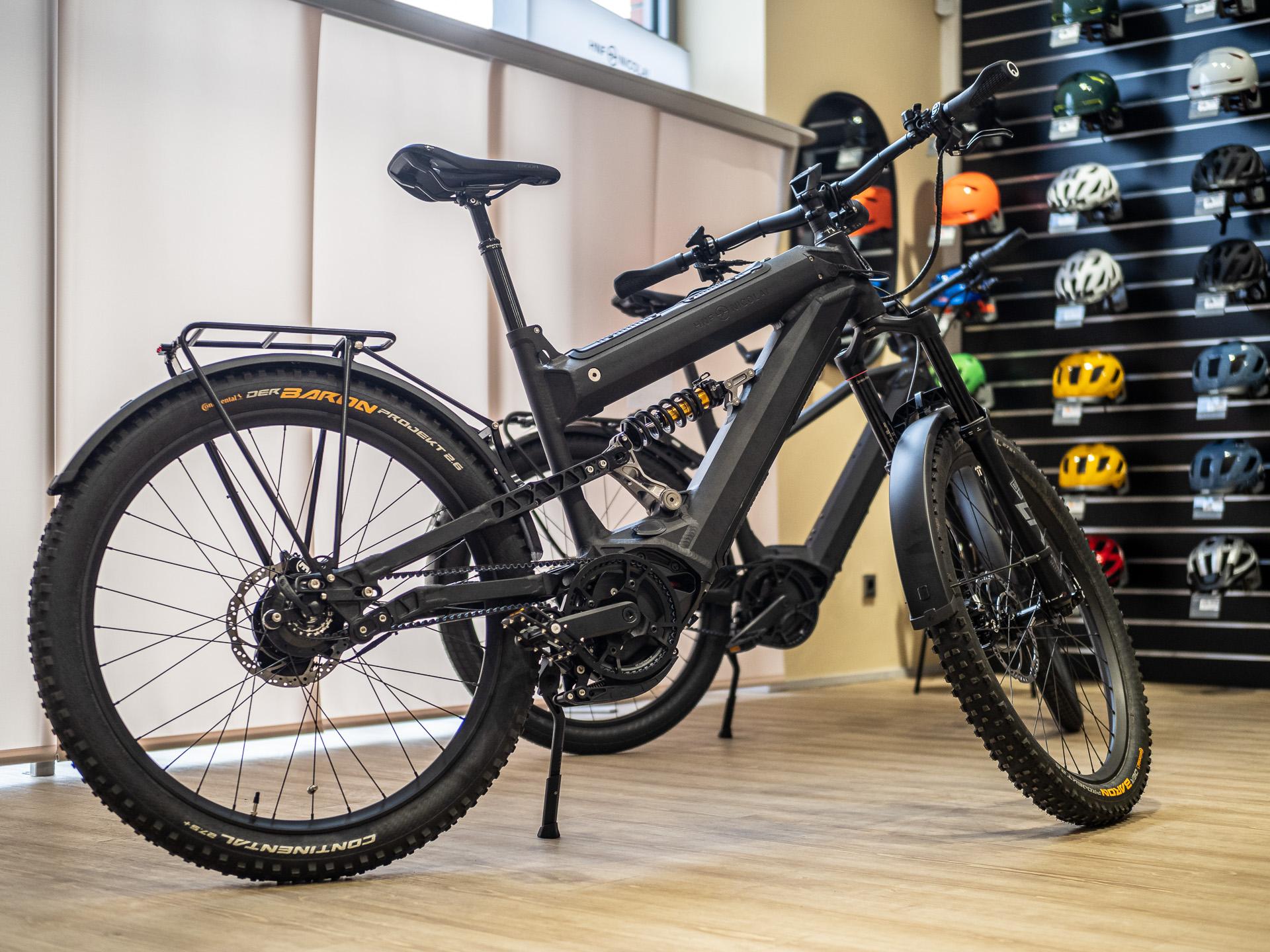 Mountain Bike Sylt